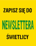 baner Świetlicy cz2 - link do Newslettera